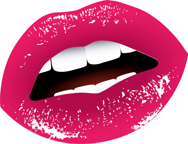 PleazeMe Lips Logo